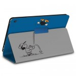 iLuv Snoopy Folio iPad Air / iPad Air 2 Kılıf ve Stand / Mavi
